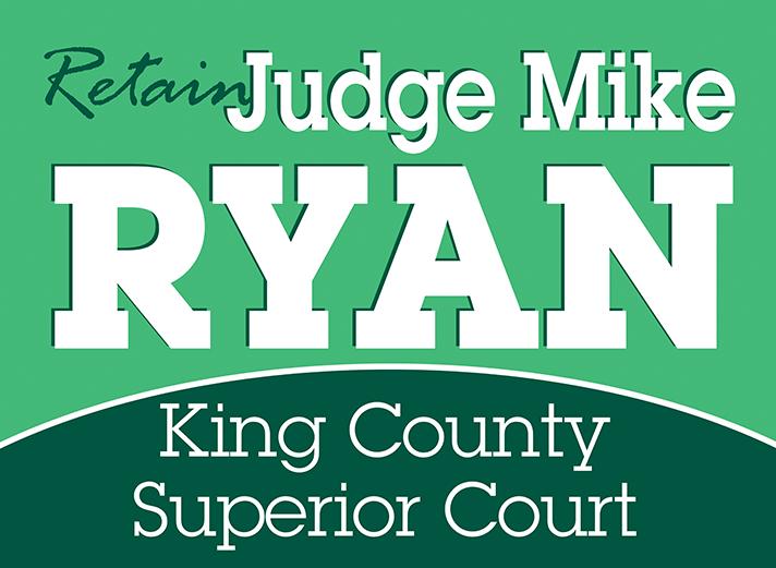 Retain Judge Mike Ryan